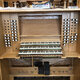 New construction of the concert hall organ in Almetyevsk, Russia, built by Hugo Mayer Orgelbau GmbH – Main console