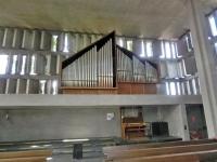 Orgel der Pfarrei Christ König, Saarlouis-Roden