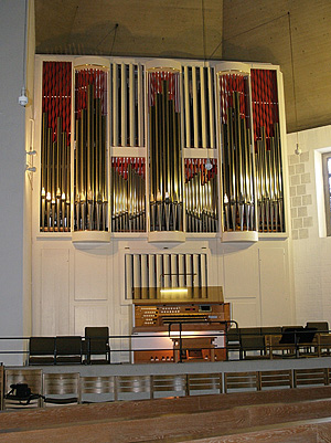 Orgel in Manderscheid