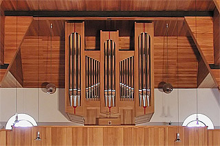 Mayer-Orgel in Granollers